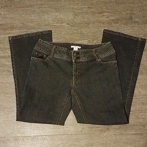 Cabi contemporary fit Jeans size 14